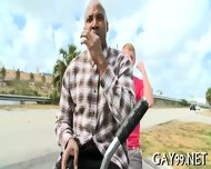 Black And White Gay Sex - scene 5