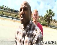 Black And White Gay Sex - scene 6
