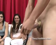 Male Sex Toys Used While Women Watch - scene 2