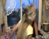 Stranger Bangs Girl Well - scene 1