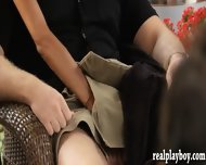 Swingers Swap Partners And Had Some And Oral Action - scene 6