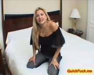 Some Chick Named Arianna Tries To Make A Deep Throat - scene 3