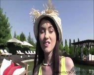 Pretty Girl Nataly Swallos Roccos Hot Cum Filmed In Pov - scene 12