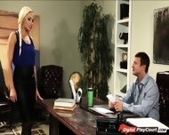 Selena Finally Confesses To Her Boss About Her Crush - scene 2