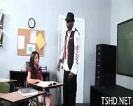 Schoolgirl Behaving Badly - scene 3