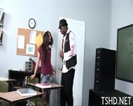 Schoolgirl Behaving Badly - scene 5
