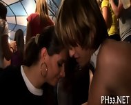 Delightsome Orgy Party - scene 2