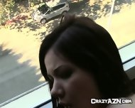 Alison Fucked Doggystyle By The Window - scene 10