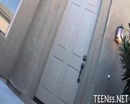 Busty Teen Gets A Hard Ride - scene 2