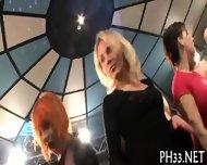 Raucous Group Pleasuring - scene 9