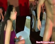 Tattoo Amateur Cocksucking At Cfnm Party - scene 2