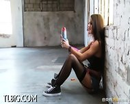 Teenie Is Banging Hard - scene 6