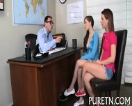 Untamed And Hot Cunnilingus - scene 3