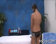 Tattooed Masseuse Gets Wild - scene 12