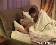 Sizzling Hot Spooning - scene 2