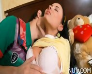 Hottie Rides Big Stiff Dick - scene 3