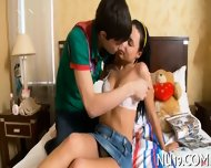 Hottie Rides Big Stiff Dick - scene 4