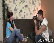 Exploiting Babes Luscious Butt Hole - scene 3