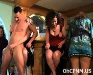Hot Horny Ladies Love The Stipper - scene 11