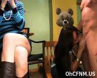 Hot Horny Ladies Love The Stipper - scene 5