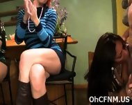 Hot Horny Ladies Love The Stipper - scene 6