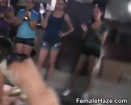 College Girls Rolling Around Naked At Hazing Party - scene 8