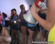 College Girls Rolling Around Naked At Hazing Party - scene 9