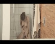 Reaching Orgasm In The Graceful Shower - scene 11