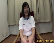 Asian Milf Face Jizzed - scene 4
