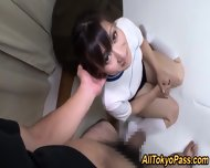 Asian Milf Face Jizzed - scene 7