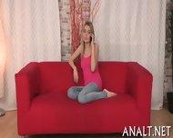 Arousing Beautys Wild Anal Needs - scene 1