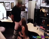 Amateur Skank Blows Cock - scene 4