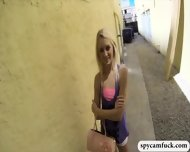 Amateur Blonde Teen Enjoying Hardcore Office Fucking - scene 3