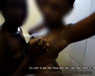 Ghanaian Lezzies Refresh Their Hot Cunts With Their Sharp Tongues - scene 10