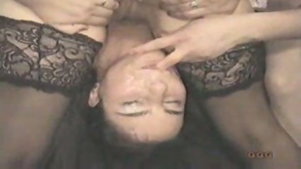 Gangbang Orgy with lots of Cum - scene 10