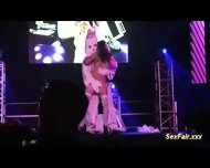 Doll Has Live Show With Bunny - scene 12