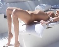 Unbelievable Dream Of Beautiful Wow Blonde - scene 8
