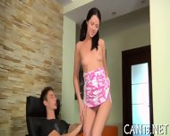 Hot Fingering With Plowing - scene 3
