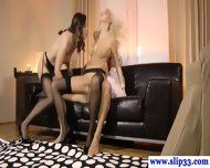 Glam Teen Threeway With Mature Couple - scene 7