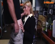 Nasty Blonde Milf Pawns Her Pussy And Got Fucked Real Good - scene 5