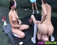 College Teens Eaten Out - scene 7