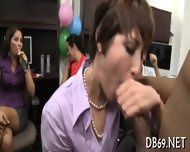Salacious Blowjob Party - scene 4