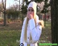 Amateur Thinks About Something Naughty - scene 8