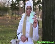 Amateur Thinks About Something Naughty - scene 11