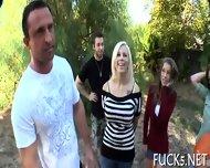 Zesty Group Pleasuring - scene 1