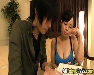 Japanese Teen Cummed On - scene 1
