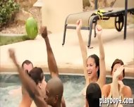 Hot Couples Enjoyed The Life Of Swinging Around And Have Fun - scene 3