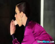 Euro Glam Whore Slammed - scene 3