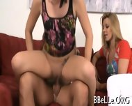 Lively And Wild Gangbang - scene 7