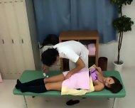 Schoolgirl Tricked By Schooldoctor - scene 5